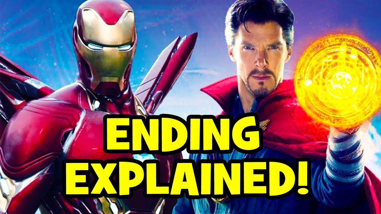 An incredible theory explains the events of 'Infinity War' and sets us up for 'Avengers 4'