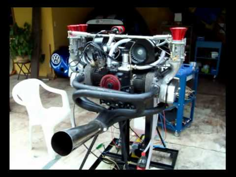 Performance by Maurício Lanna - Aircooled VW Engine - Type ...