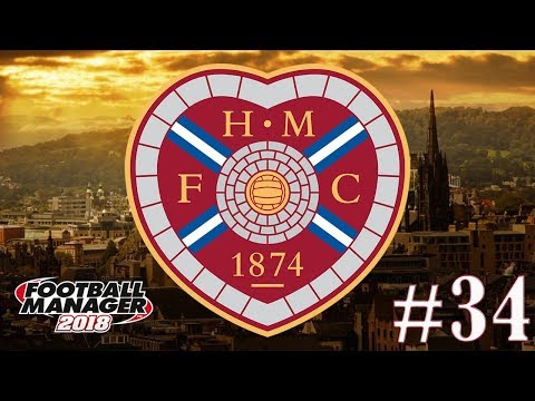 Hearts of Gold | Episode 34 - Cup Final vs Celtic | Football Manager