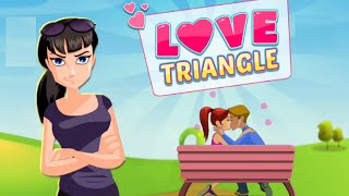 Love Triangle Game - Walkthrough - Be NAUGHTY and Distract the Couple