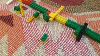 LEGO: BATTLE OF WAR (stop mation video)