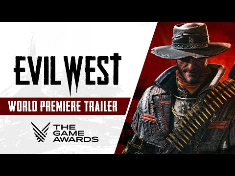 Evil West - World Premiere Reveal Trailer   The Game Awards 2020