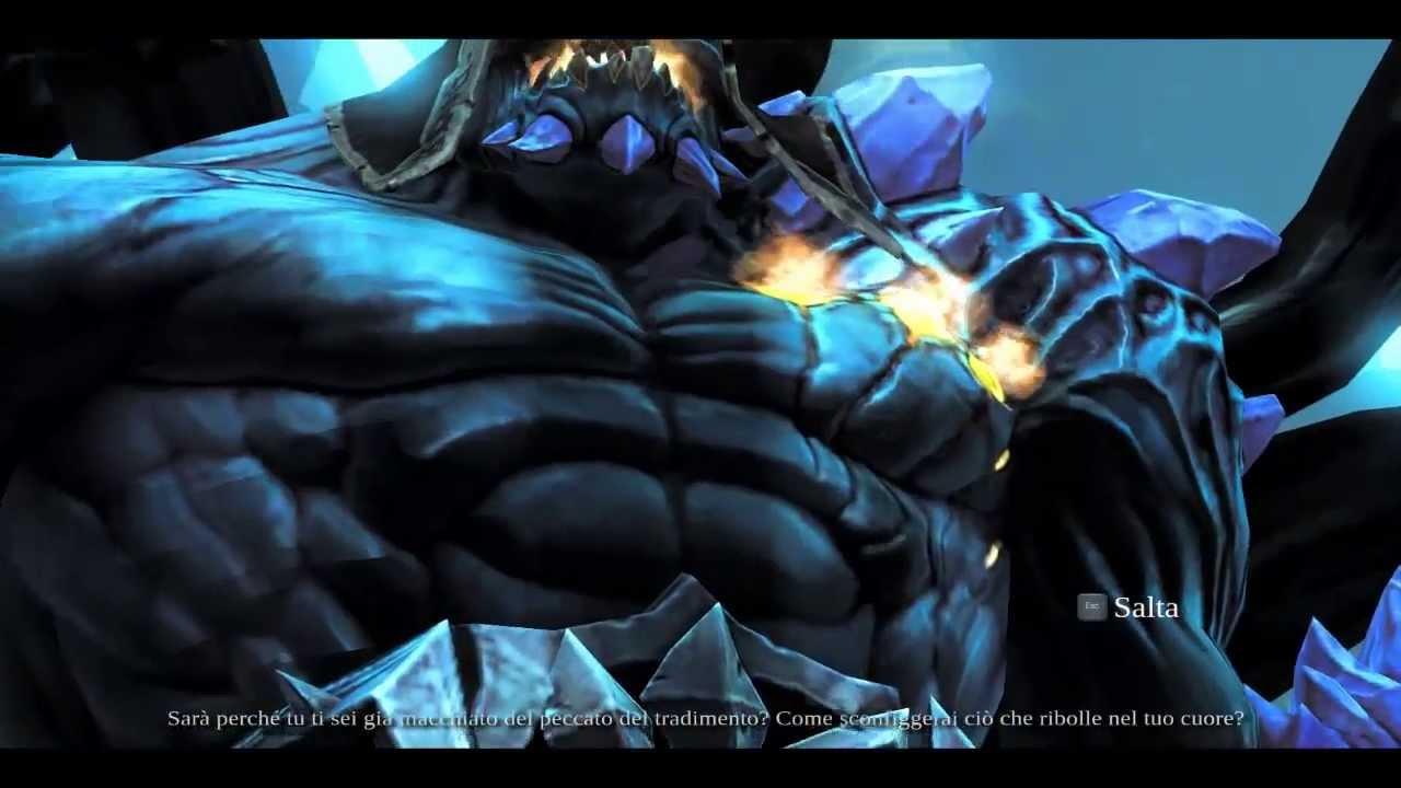 Darksiders II [pc]- Boss Fight: Absalom e quarto GnoMad ...