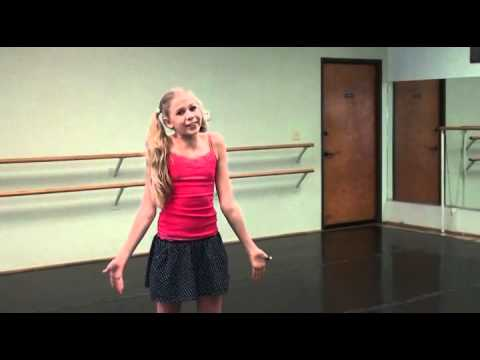 Annie, The Musical video audition 2011