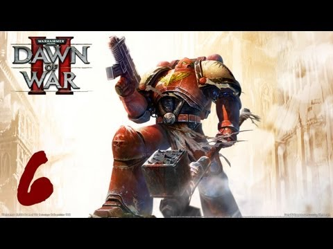 Let's Play Dawn Of War 2 Campaign - Episode 6 - Falling Back To Fall Forward