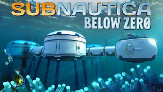 Subnautica Below Zero 33 | Zurück nach Crystal Caves | Gameplay thumbnail