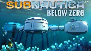 Subnautica Below Zero 33 | Zurück nach Crystal Caves | Gameplay thumbnail
