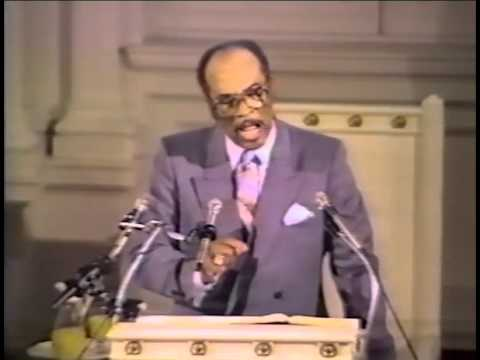 "Rev. B. W. Smith - ""I Can't Stop Loving You"""