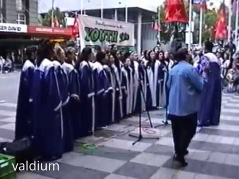 Gospel Music Praise and Worship in Melbourne 5.12.1998
