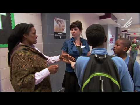 Caring Across Communities: Helping immigrants and refugee students succeed