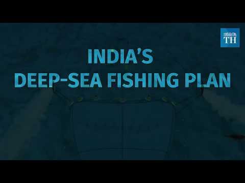India's Deep Sea Fishing Plan