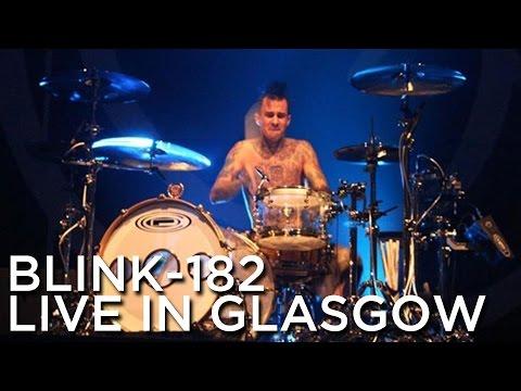 2004-02-08 'blink-182' @ Braehead Arena, Glasgow, UK