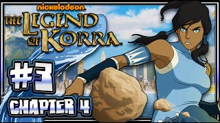 The Legend of Korra Video Game PC - (1440p) Part 3 - Chapter 4