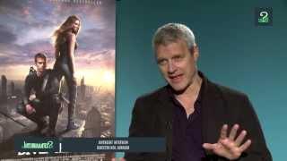 Divergent Spain - Director Neil Burger Interview