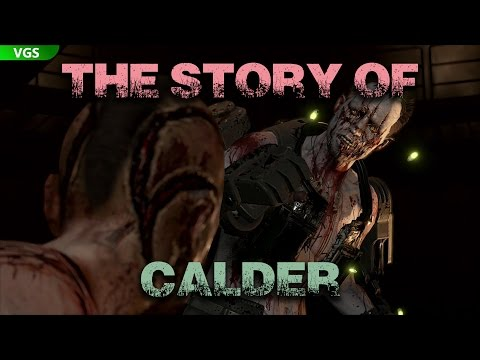Dead Rising 4: The Story of Calder