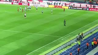DFB Pokal Gacinovic 3:1