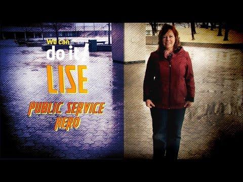 Public Service Hero - LISE