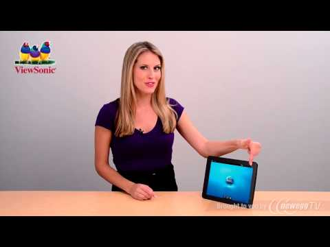 Product Tour: ViewSonic ViewPad E100 Tablet PC