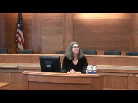 Quackenbush Lecture 2014: Cindy Cohn of the Electronic Frontier Foundation