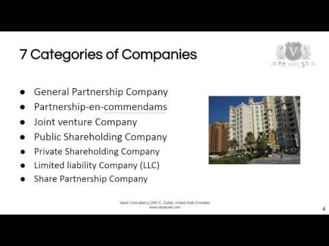 Dubai LLC Formation | A Popular Legal Structure For Setting Up Local Business