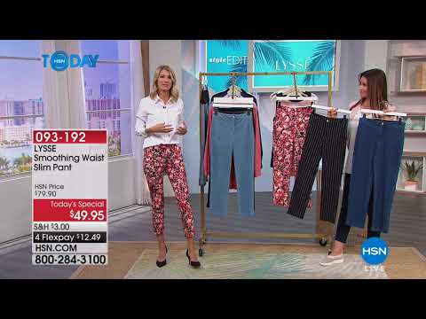 HSN | HSN Today: LYSSE Fashions . http://bit.ly/2FwJ1RD