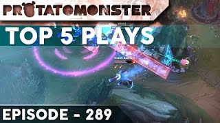 League of Legends Top 5 Plays Week 289