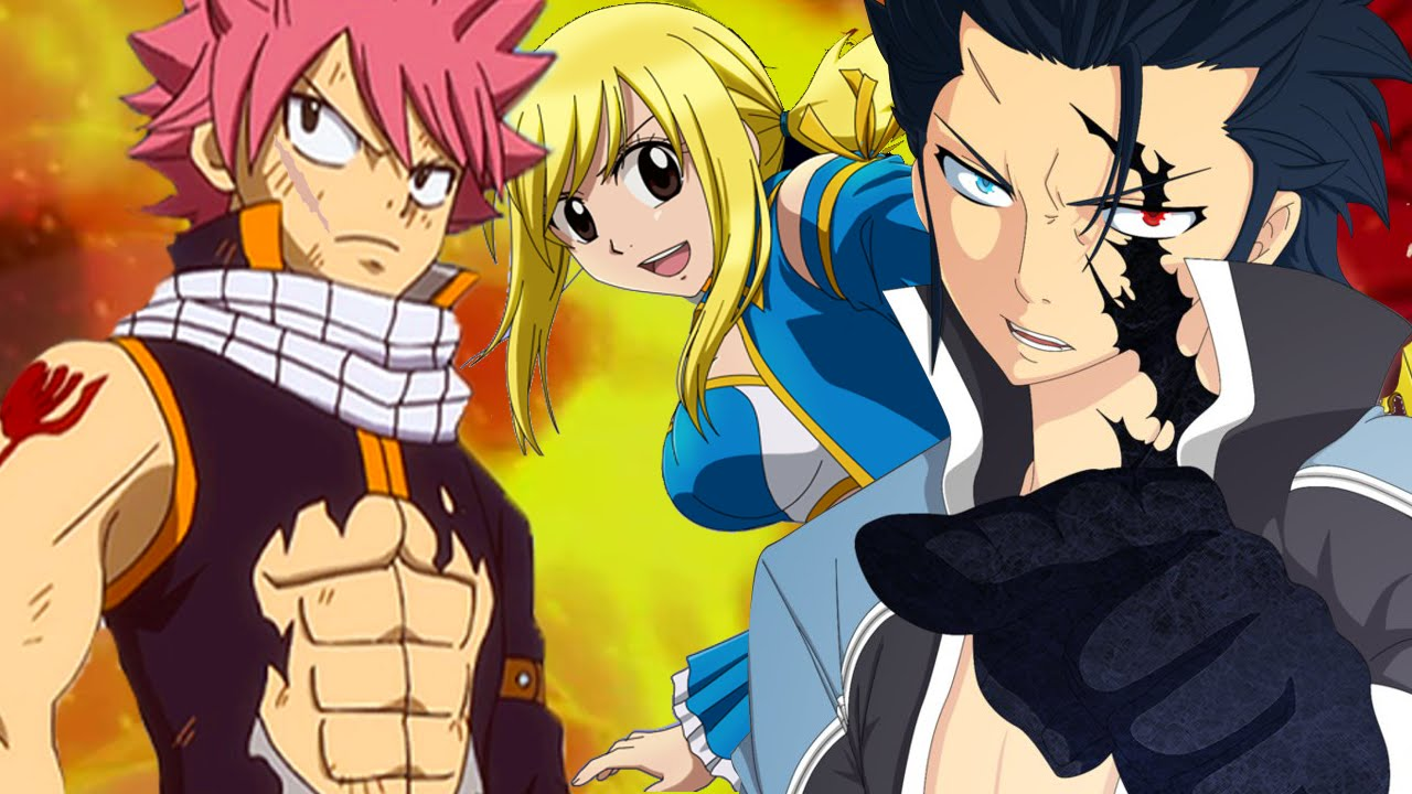 Anime Characters 2017 : Fairy tail new anime project season early