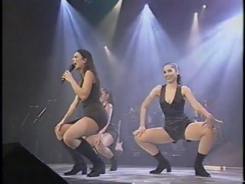 Banda Eva (c/ Ivete Sangalo) ao Vivo no Olympia - São Paulo - 1997 (Show completo)