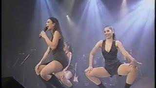 Banda Eva (c/ Ivete Sangalo) ao Vivo no Olympia - São Paulo - 1997 (Show completo) YouTube Videos