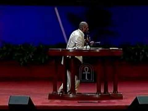 Bishop Joseph Walker III 'How To Deal with Church People'