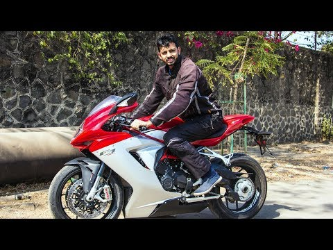 MV Agusta F3 Review - Fast But Too Furious | Faisal Khan