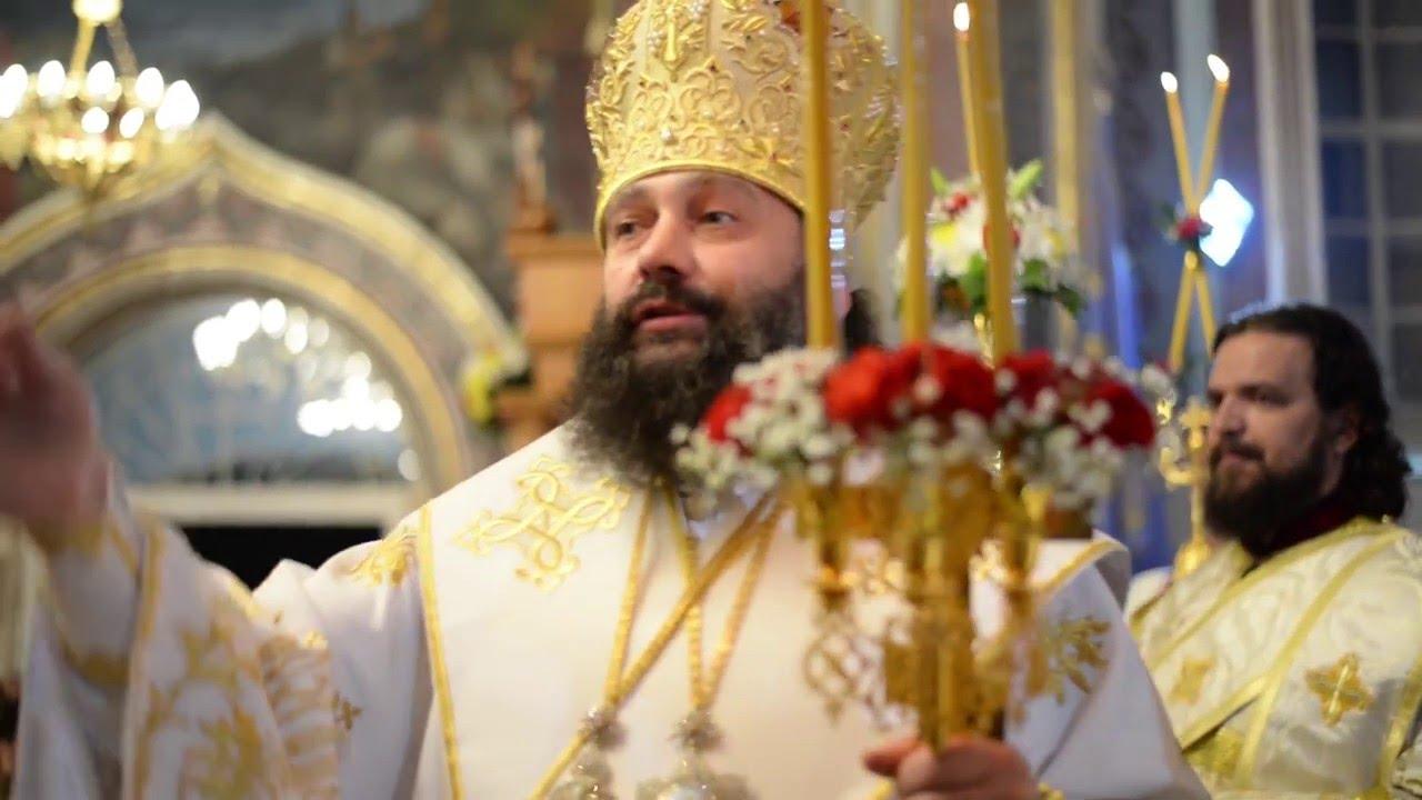 Пасха 2016 Свято-Троицкий Кафедральный Собор Майкопа