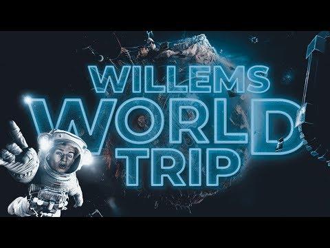Willem's World Trip!