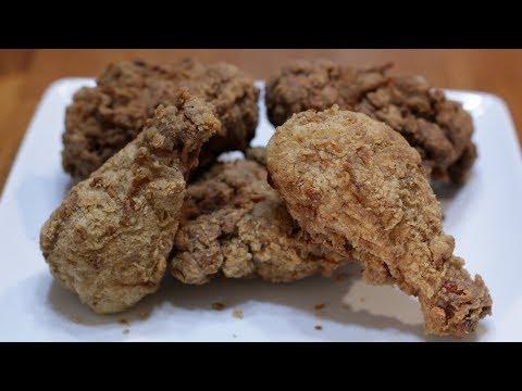 How to Make Fried Chicken | Homemade Crispy Fried Chicken Recipe