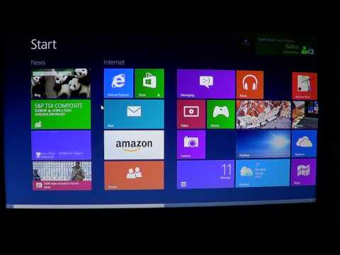 Windows 8 - Replacing the missing media guide