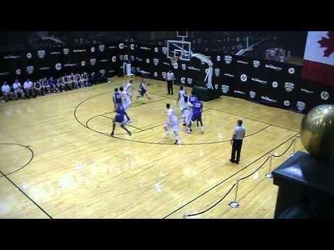 Washington Township Varsity Boys Vs. Liberty Ohio - ESPN DIsney Game 2