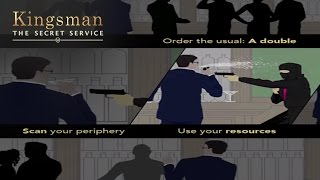 The Kingsman Way | A Lesson In: Holding Your Liquor | 20th Century FOX