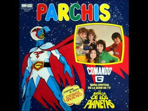 Parchis- Comando G