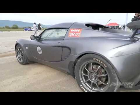 Lotus Elise Turbo running low 11s @ quarter mile   Autokinisimag