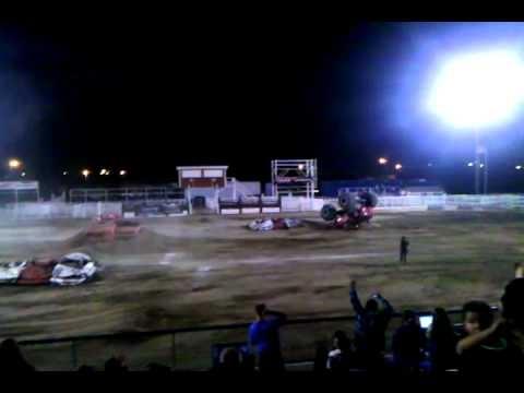 Garden City Kansas Monster Truck Show...Amazing!!!!