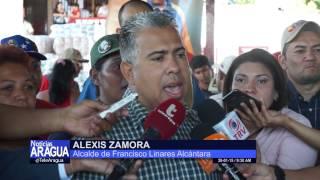 Alcaldía de Francisco Linares Alcántara expendió productos incautados por la ZODI Aragua 30-01-15