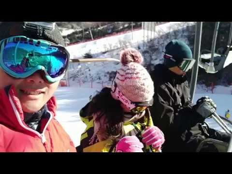 Vivaldi Park Ski Resort (South Korea) - Winter 2017/2018