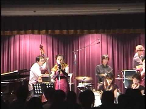 I've Heard That Song Before (vocal) - Sexy Dynamite Jazz Orchestra - Tokyo - 2007 Big Band
