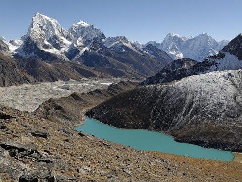Sagarmatha National Park Nepal