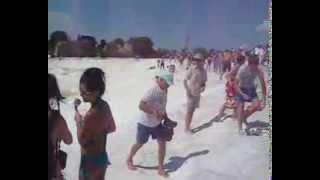 тёлки пляж