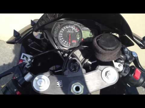 GSXR600K7 C46 & C21 ERROR CODES | FunnyDog TV