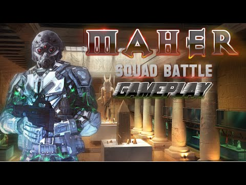 MC5 SQUAD BATTLE Gameplay (MOR MAHER)