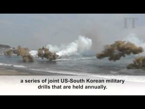South Korea returns fire after North shells border sea area   Asia Pacific