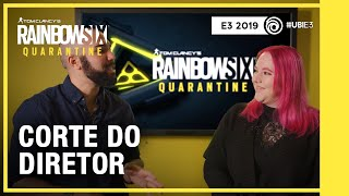 Download PRIMEIROS DETALHES DO JOGO | Rainbow Six Quarantine Mp3 and Videos