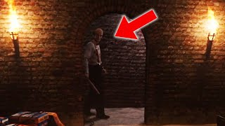I FOUND JIMMY'S BASEMENT... || AT DEAD OF NIGHT PART 5